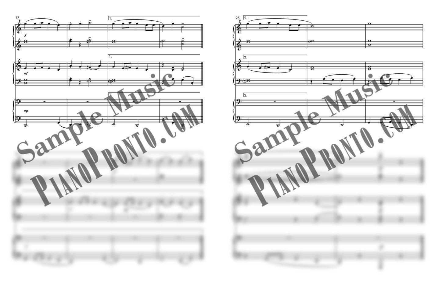 soft piano sample