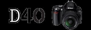 nikon d40 camera user guide