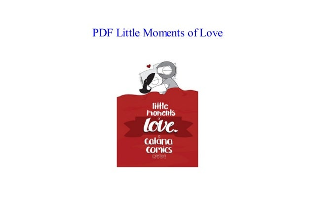 the little book of love pdf