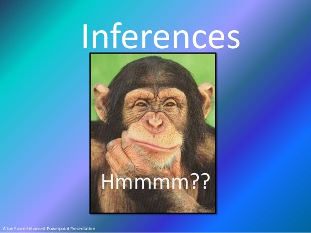 we use sample statistics to make inferences about