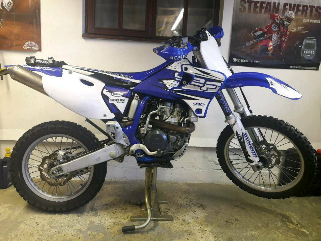 yamaha wr 400 manual