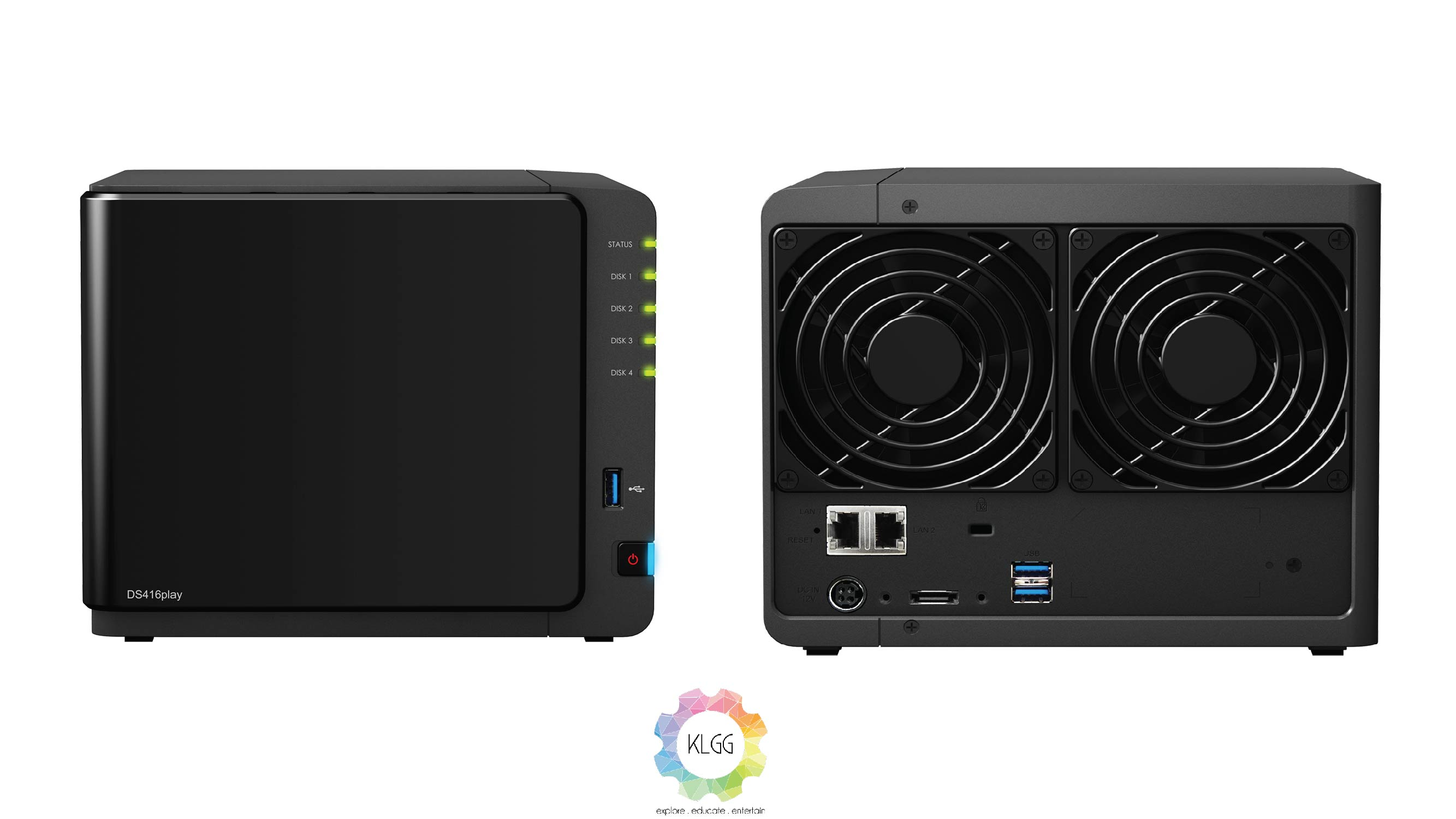 synology ds416play manual