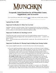 munchkin rules pdf