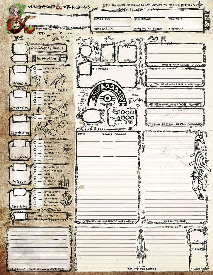stranger things d&d pdf