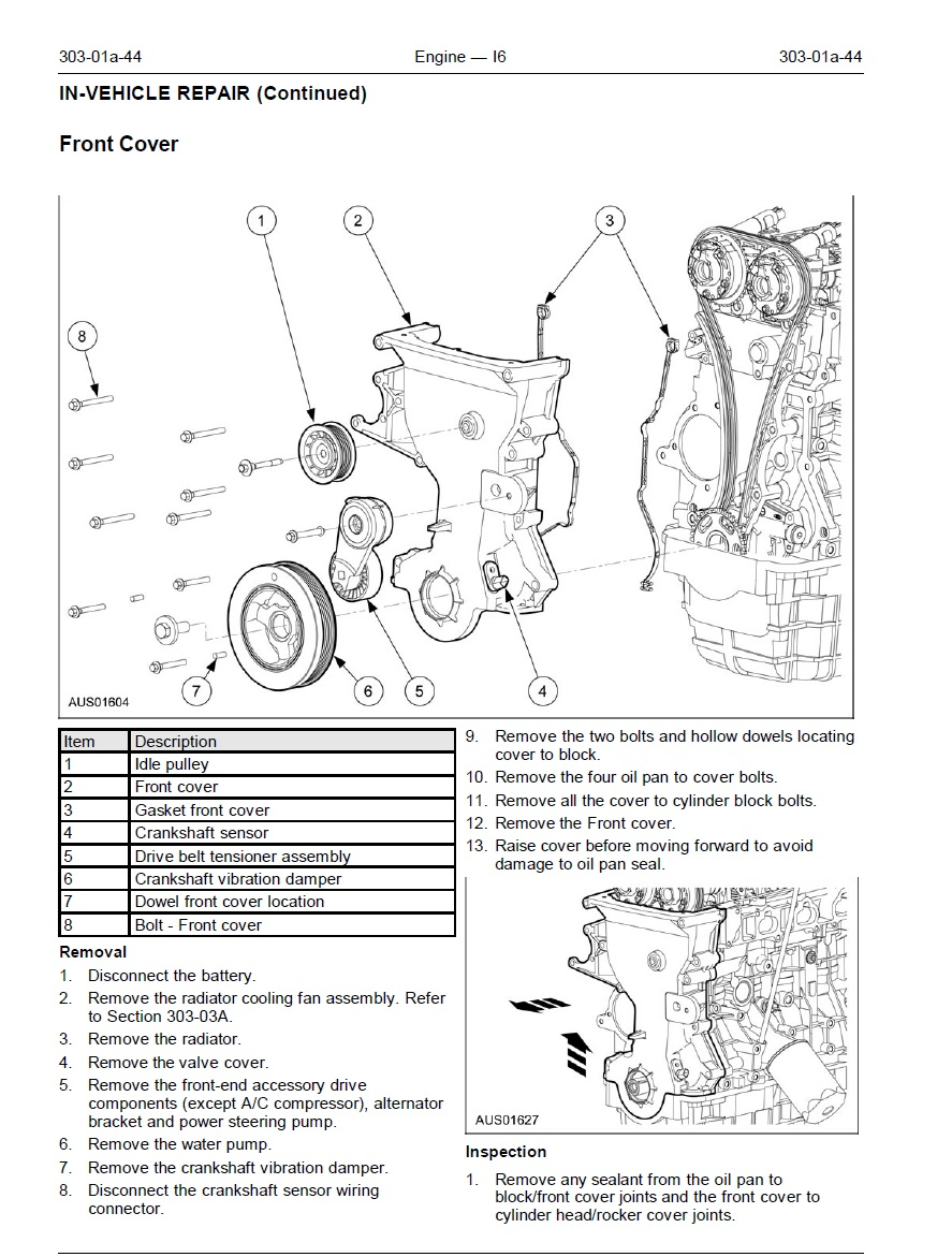xr6 turbo manual