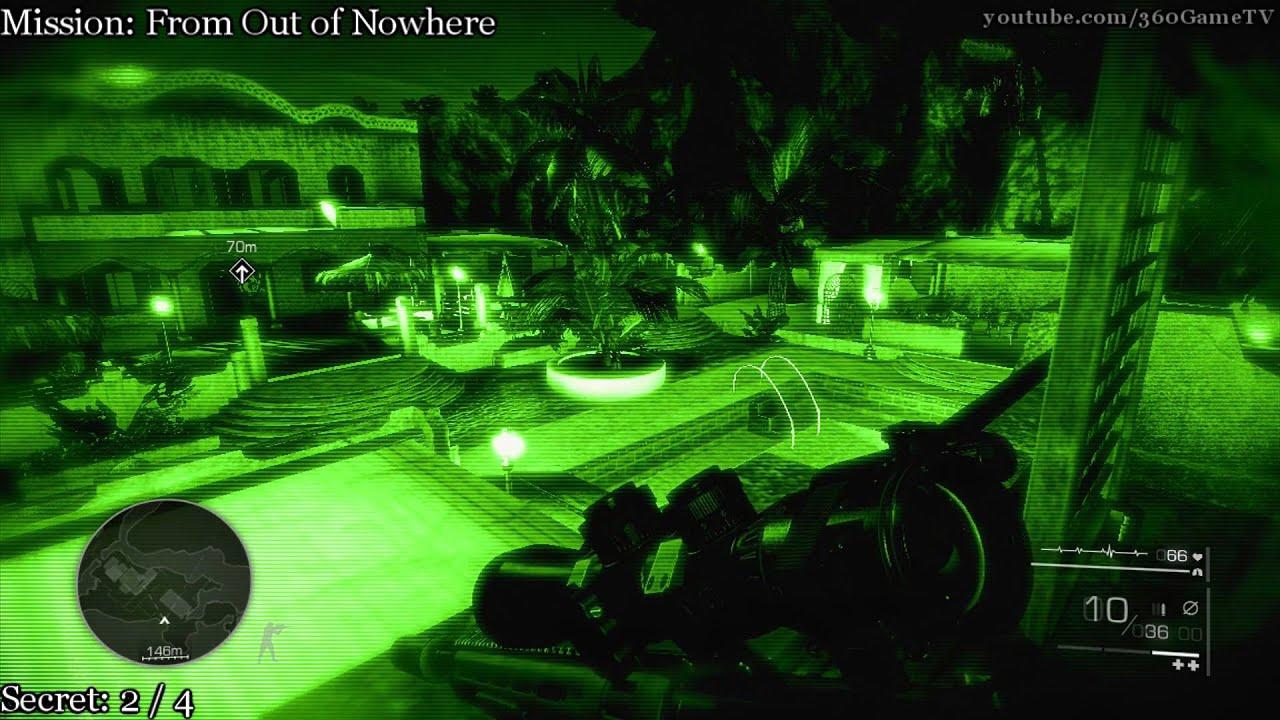sniper ghost warrior 2 trophy guide