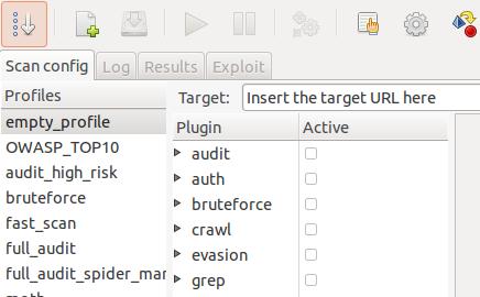web application penetration testing tools list