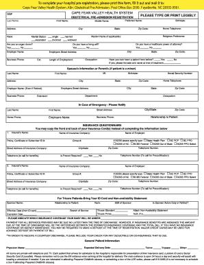 sample doctor enrolment form