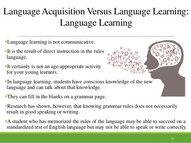 natural sequences in child second language acquisition pdf