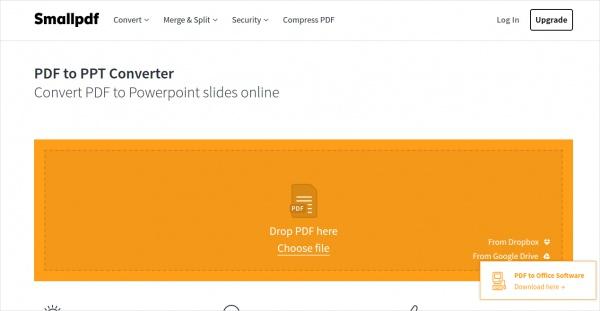 smallpdf pdf to ppt