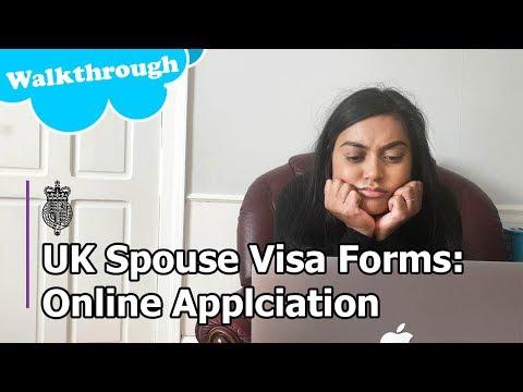 uk partner visa application form