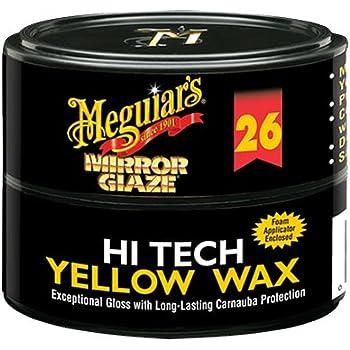 meguiars tech wax 2.0 paste instructions