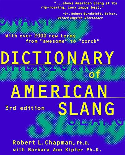 new slang dictionary