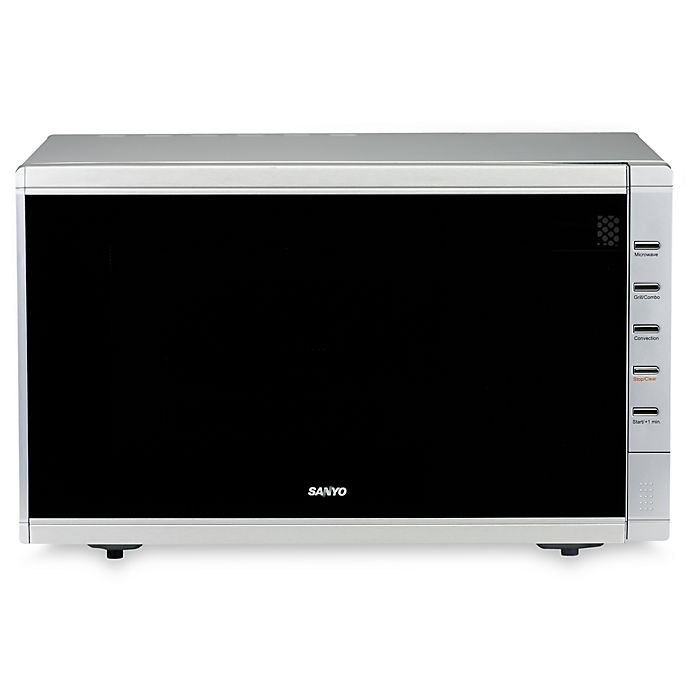sanyo microwave convection oven manual