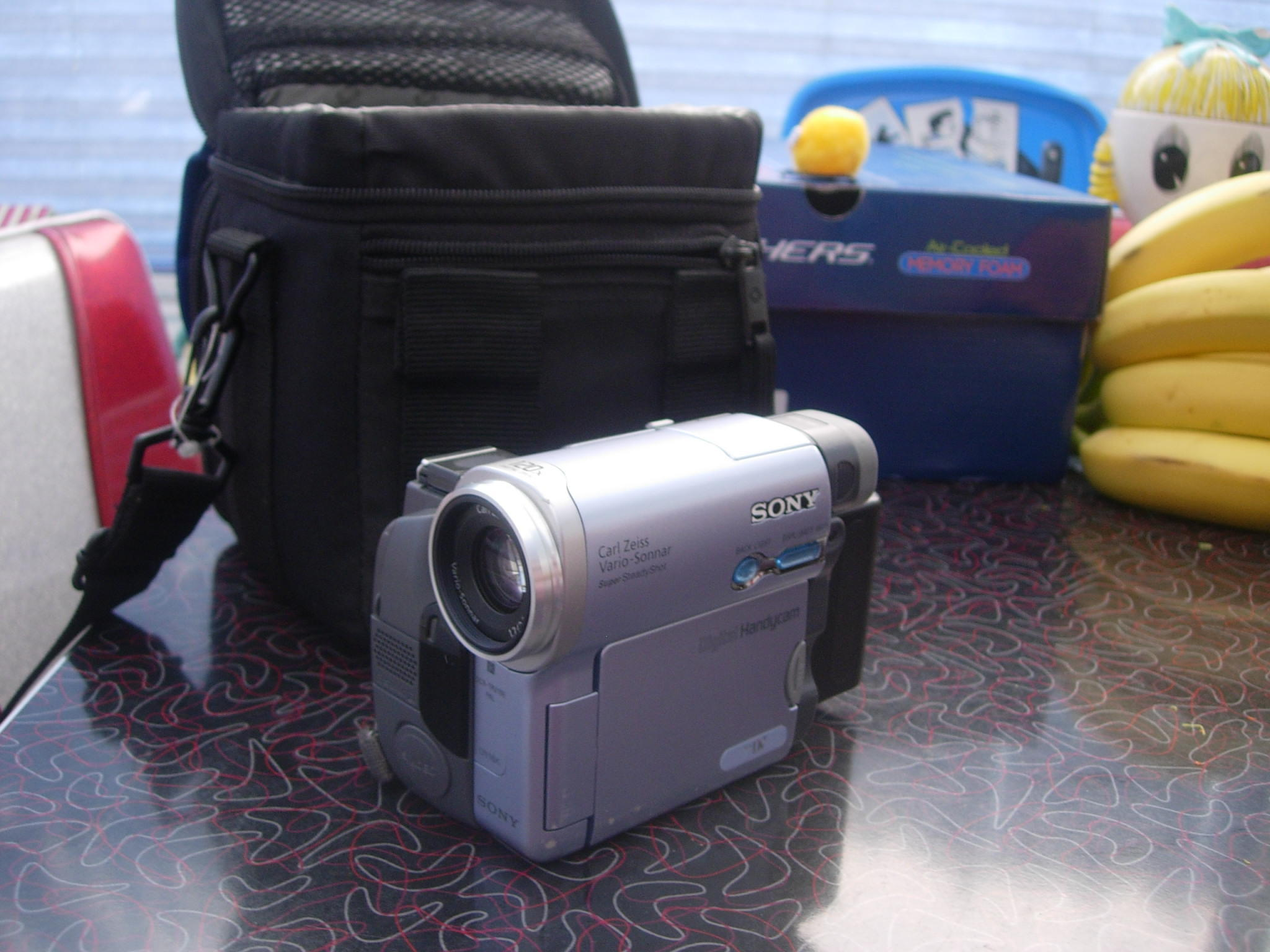 sony hdr cx190e manual