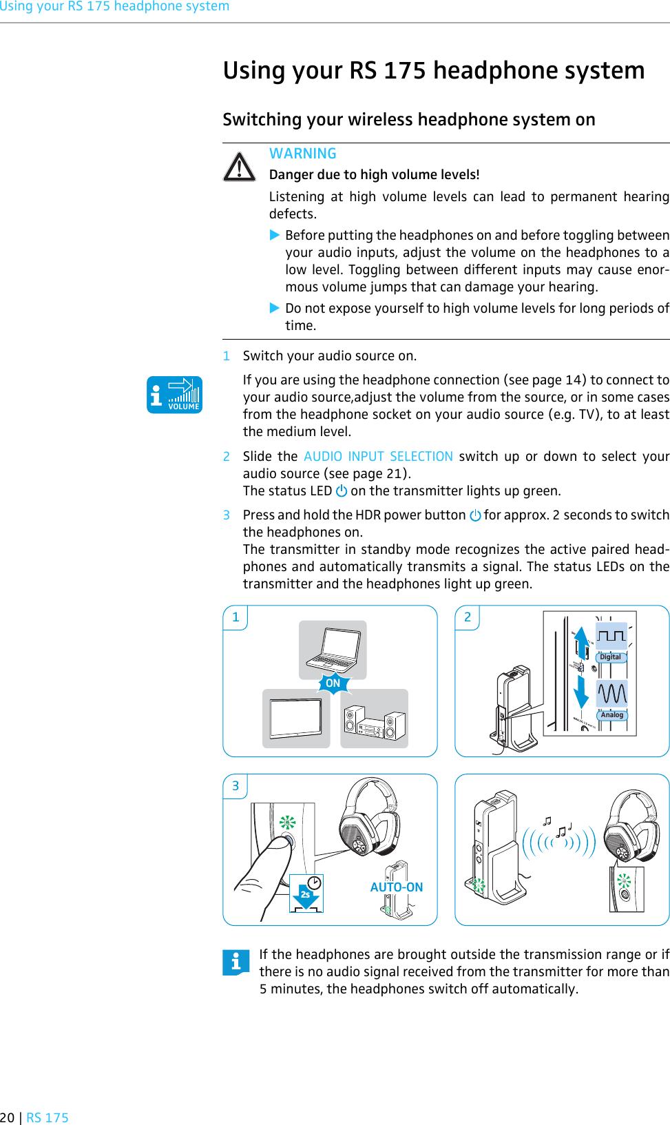 sennheiser hdr 120 manual pdf