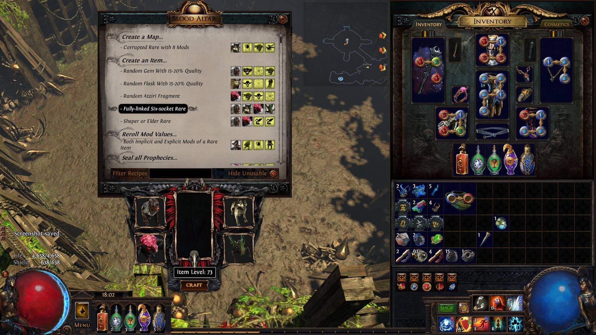 path of exile bestiary crafting guide