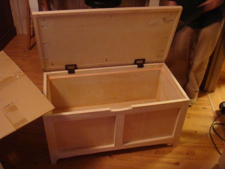 wooden box plans pdf