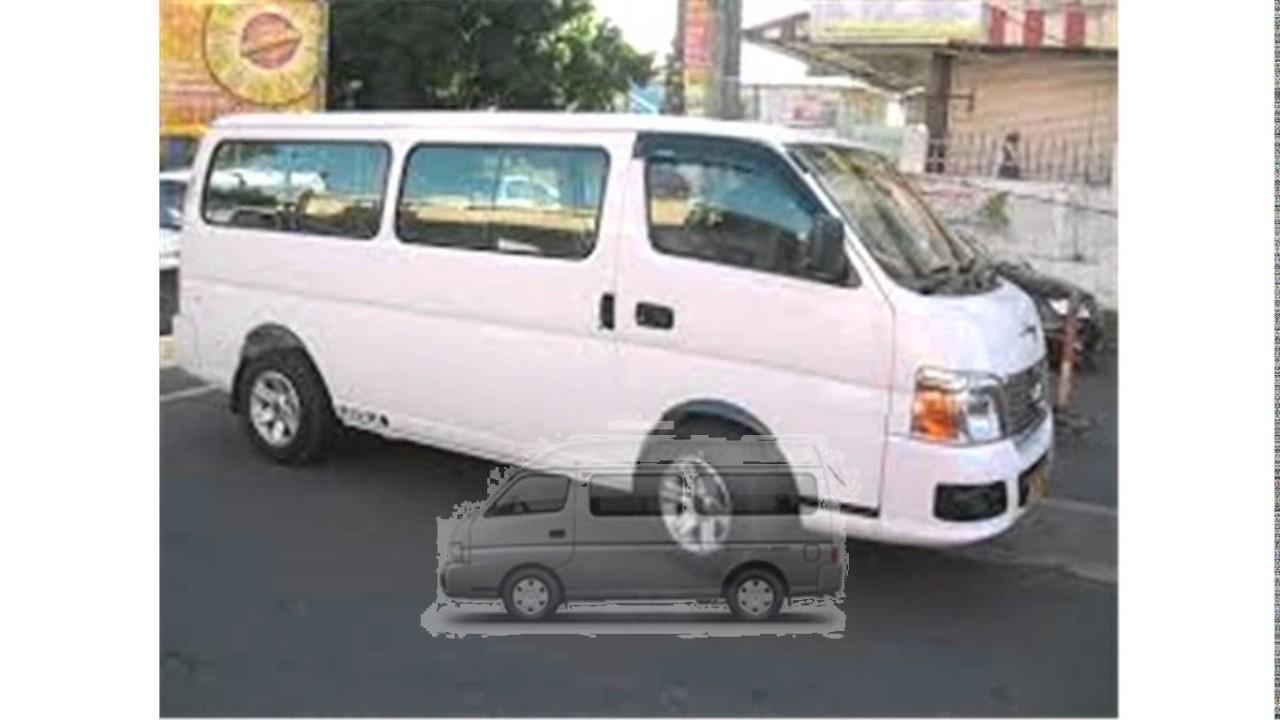 nissan caravan e25 service manual
