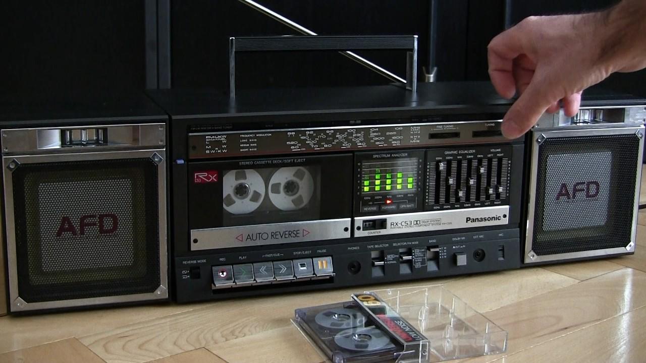 panasonic pd-z84m operating manual 1987