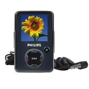 philips gogear 8gb mp3 player manual