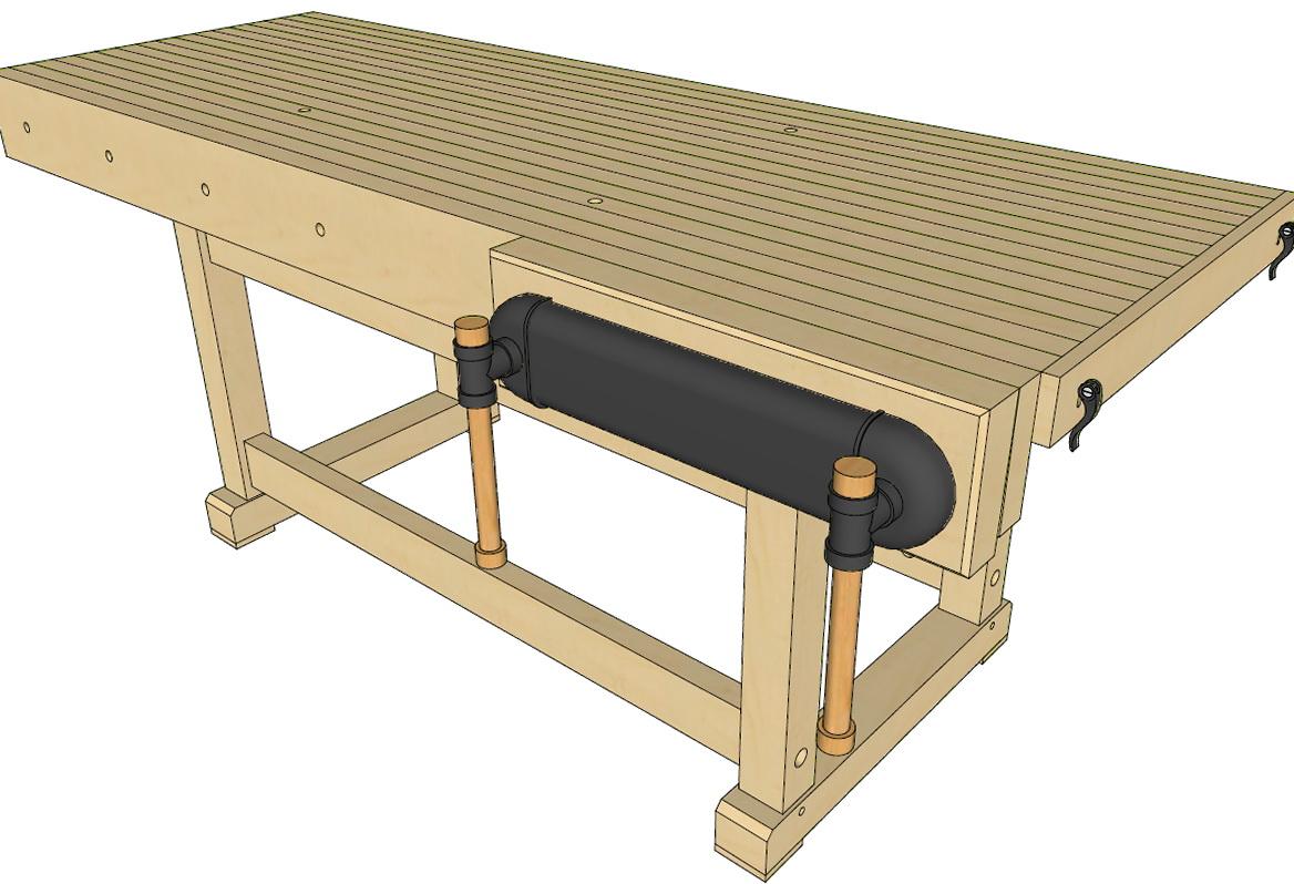 planter bench plans pdf