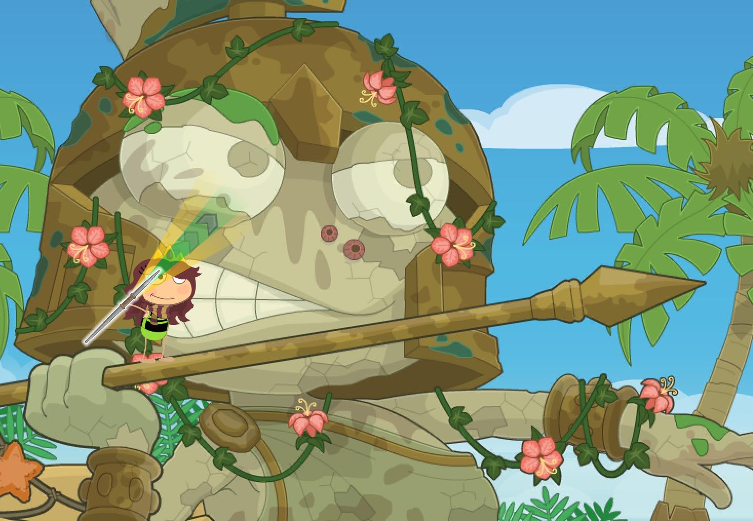 poptropica island guide