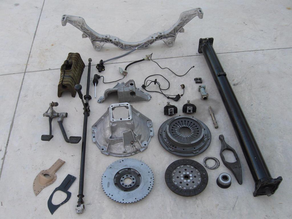 porsche 928 manual transmission
