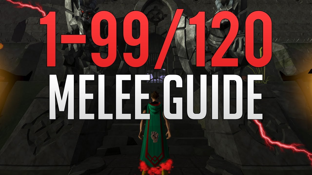 rs3 melee guide