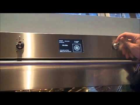 smeg oven cleaning instructions