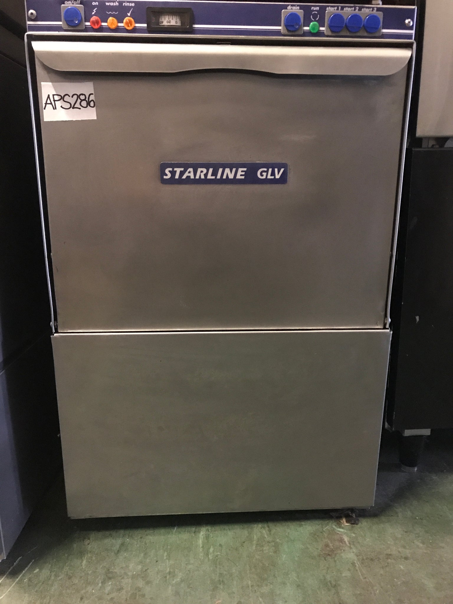 starline glv dishwasher manual