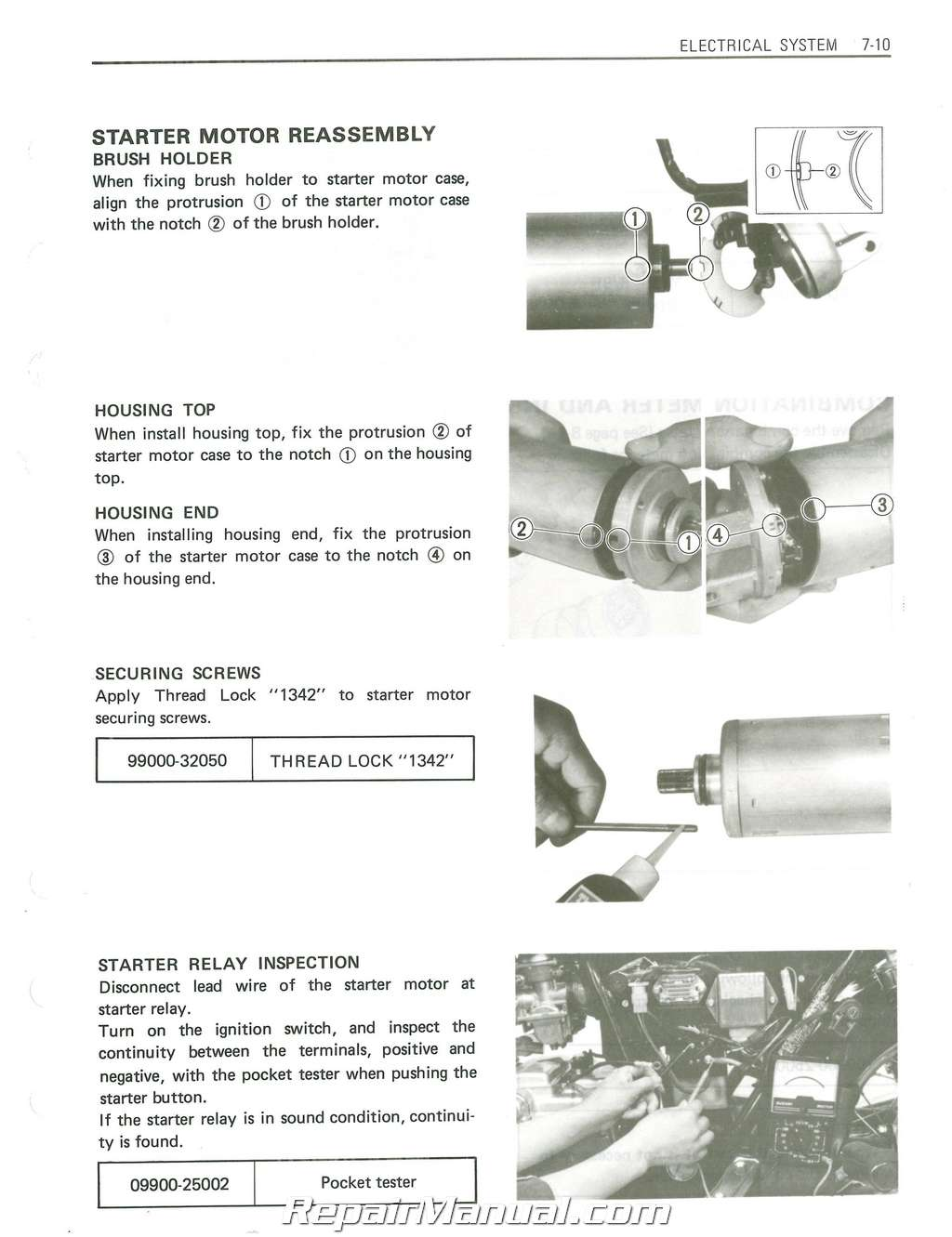 suzuki gs450 manual