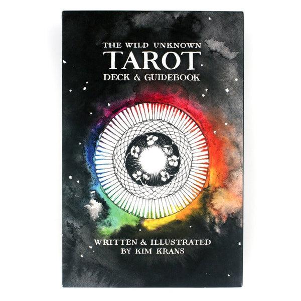 the wild unknown tarot guidebook