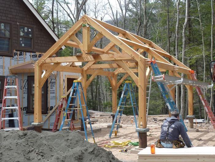 timber frame plans pdf