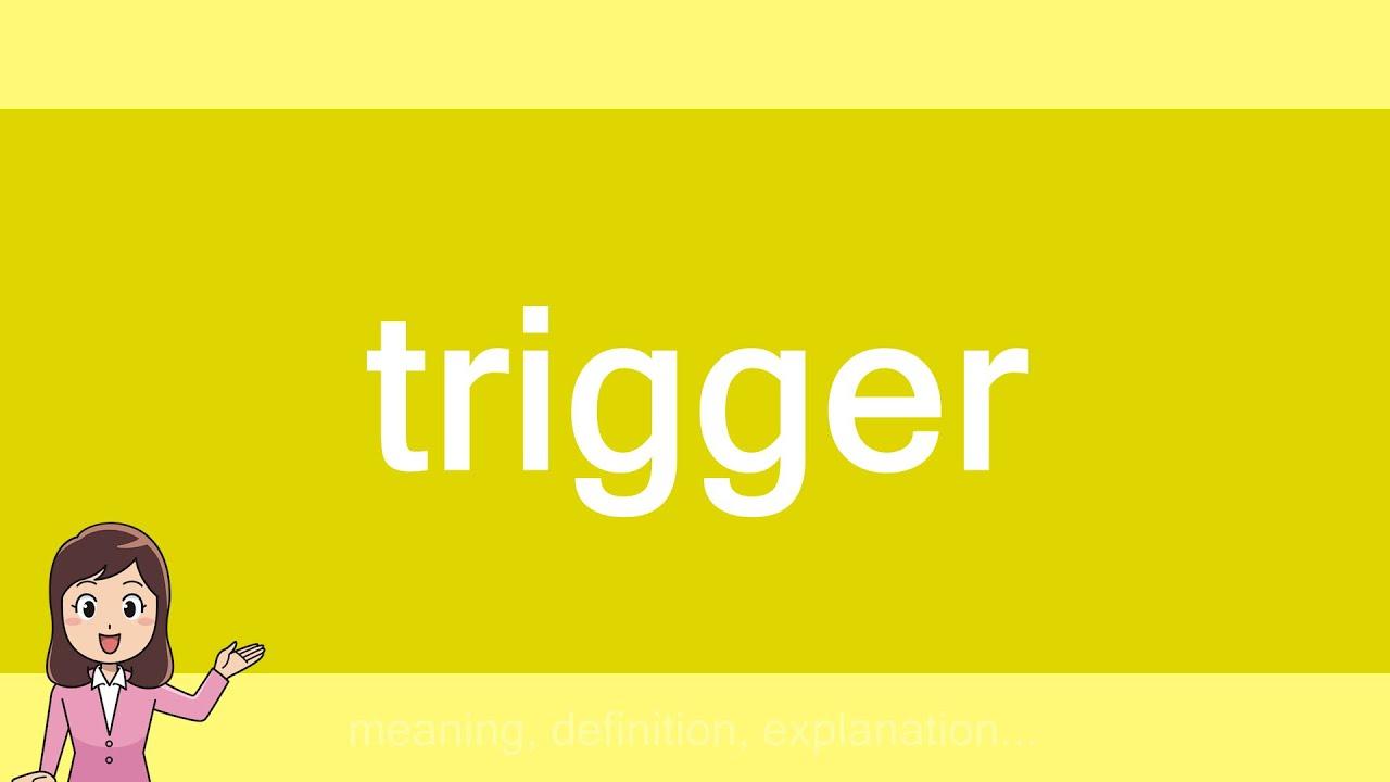 triggered urban dictionary