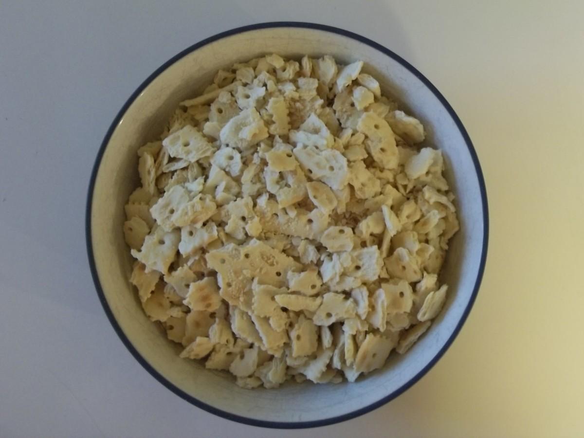 whipped cream cracker instructions